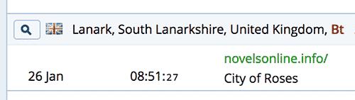 Lanark, South Lanarkshire.